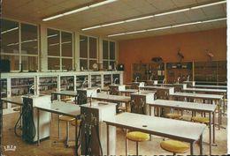 GENT - CROBEEEN INSTITUUT -FYSICA - Ecoles