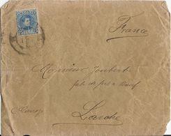 G020 Lettre D'Espagne En 1902 Pour Le France - 1889-1931 Kingdom: Alphonse XIII