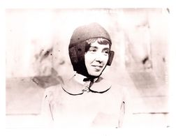Aviatrice Belge Helene Dutrieu - Reproductions