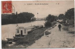 LIMAY (78) - BORDS DE LA SEINE - Limay