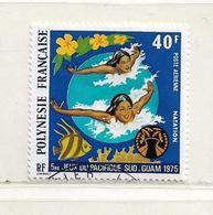 POLYNESIE  ( DT - 400 )   1975  N° YVERT ET TELLIER  N° 95 - Oblitérés