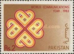 PAKISTAN MNH (**) STAMPS (  Pakistan - World Communications Year -1982) - Pakistan