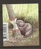 SLOVENIA 2015,NEW STAMPS 25.9.2015,ANIMALS,FAUNA,,MNH - Slovenia