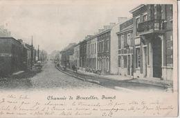 JUMET    CHAUSSEE  DE  BRUXELLES - Charleroi