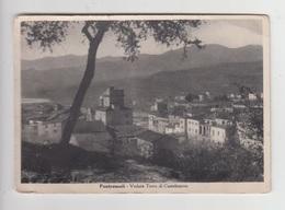 MONTREMOLI / VEDUTA TORRE DI CASTELNUOVO - Massa