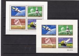 Ungarn, Kleinbogen Nr. 2654/57 A/B** (K 1458) - Blocks & Sheetlets