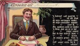 BOECHOUT /  GROETEN UIT  ...........1910 - Boechout