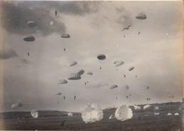 Splendida Foto_Photo Originale 100% Paracadutisti (In Tempo Di Guerra ? Formato : 12 X 17_Ottimo Stato Di Conservazione- - Paracadutismo