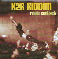 K2R RIDDIM - Foule Contact - CD + DVD - REGGAE - Reggae