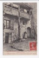 CPA 91 MORSANG SUR ORGE Galerie Couverte Du Manoir De L'Abbaye - Morsang Sur Orge