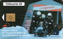 *MONACO* - Scheda Telefonica NUOVA (MINT) In Blister - Monaco