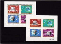 Ungarn, Kleinbogen Nr. 2654/57 A/B** (K 1467) - Blocks & Sheetlets