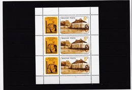 Ungarn, Kleinbogen Nr. 3609 A** (K 1468) - Blocks & Kleinbögen