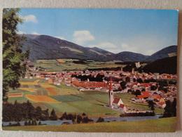 829 - Cartolina Brunico Bruneck (Bolzano) Val Pusteria Panorama - Italie
