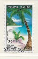 POLYNESIE  ( DT - 442 )   1977  N° YVERT ET TELLIER  N° 128 - Oblitérés