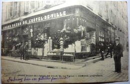 GRAND BAZARD DE L'HOTEL DE VILLE , 34 RUE CARNOT - EDMOND , PROPRIÉTAIRE - Negozi