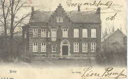 BREE : La Cure - Cachet De La Poste 1906 - Bree