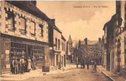 61 - ORNE / Longny - 611272 - Rue De L'église - Epicerie - Longny Au Perche
