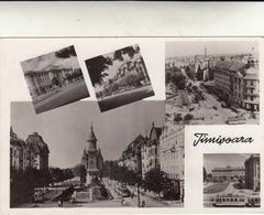 Timisoara, Post Card Anni 60 - Romania