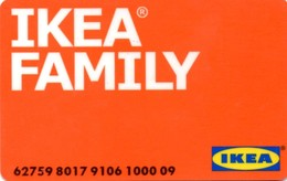 *PAESI BASSI - GIFT CARD - IKEA* - Usata - Gift Cards