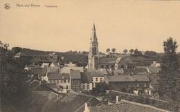 Ham -sur-Heure Panorama . Edit Mme Vve Alfred Frère / Verso Griffe Ham-sur-Heure - Ham-sur-Heure-Nalinnes