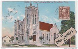 San Antonio - Cpa / First Presbyterian Church. - San Antonio