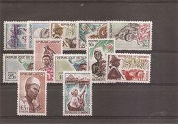 Dahomey ( 179/190 XXX -MNH) - Ungebraucht