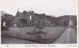 AR21 Grotto St. Louis Convent, Bundoran - RPPC - Donegal