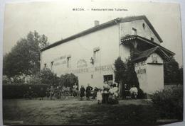 RESTAURANT DES TUILERIES - MACON - Macon