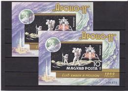 Ungarn, Block 72 A/B** (K 1475) - Blocks & Sheetlets