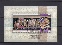 Ungarn, Block 92 A, Gest. (K 1471) - Blocks & Sheetlets