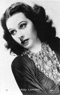 HEDY LAMARR - Entertainers