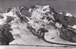 Zermatt -  Breithorn V. Gornergrat (417/21) * 5. Juli 1961 - VS Valais