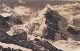 Cabane Constantia Au Mountet, Wellenkuppe - Obergabelhorn (8889) * 29. VII. 1937 - VS Valais