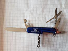 Couteau Suisse Victorinox Bleu Pall Officier Suisse - Knives/Swords