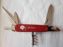 Couteau Suisse Victorinox Cevi Officier Suisse - Messen