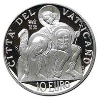 Vatican Benoît XVI - 2008 10 Euro Argent ; 41° Journée Mondiale De La Paix - Vaticaanstad