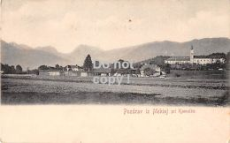 Minkendorf Bei Kamnik - Pozdrav Iz Mekinj Pri Kamniku - Slowenien