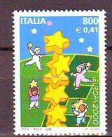 Italy 2000, Europa 1v   Mnh - 6. 1946-.. Republic