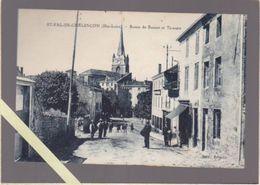 Haute Loire - Saint Pal De Chalençon - Route De Boisset Et Tiranges - France