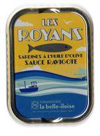 Puxisardinophilie - Boite à Sardines (vide) Les Royans Sauce Ravigote  - La Belle-iloise - Unclassified