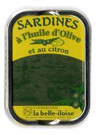 Puxisardinophilie - Boite à Sardines (vide)  à L'huile D'olive Et Au Citron - La Belle-iloise - Autres Collections