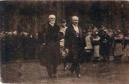 Cpa STRASBOURG 67 Le Président De La République Et Le Président Du Sénat à Strasbourg, Le 9 Décembre 1918 - Strasbourg