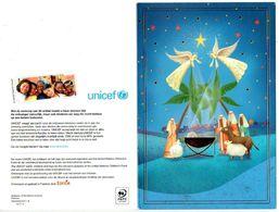 Unicef  Kerstmis Noel Christmas Weihnachten Kerststal Driekoningen Etable De Noel Krip - Noël