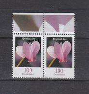 Deutschland BRD ** 3365 Blumen Alpenveilchen  Paar Neuausgabe 1.3.2018 - [7] República Federal