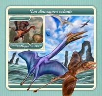 Niger 2018 Flying Dinosaurs  S201801 - Niger (1960-...)