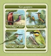 Niger 2018 Bee-eaters S201801 - Niger (1960-...)