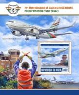 Niger 2018 ANAC Airplane S201801 - Niger (1960-...)