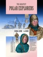 Sierra Leone 2018 Polar Explorers S201801 - Sierra Leone (1961-...)