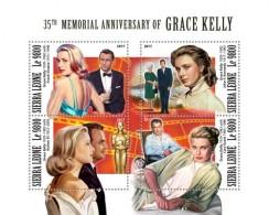 Sierra Leone 2018 Grace Kelly S201801 - Sierra Leone (1961-...)